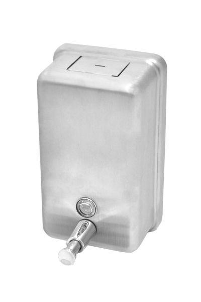 Jofel Inox dávkovač na mýdlo nerezový 1 l