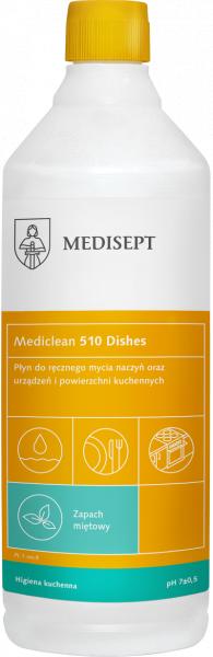 Diament Mint MC510 na ruční mytí nádobí s vůní máty - 1 l
