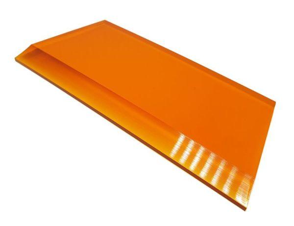 AllServices 909092 Stěrka na okna pro držák stěrky UNGER a další oranžová 1 ks