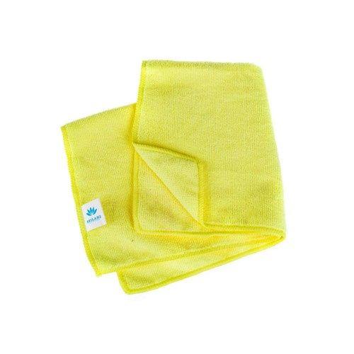 AllServices Utěrka z mikrovlákna žlutá 40 x 40 cm, 250 g/m2 1 ks