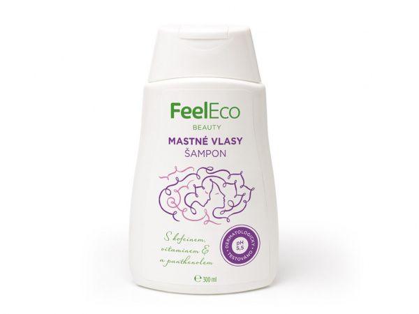 Feel Eco vlasový šampon na mastné 300ml