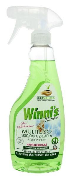 WINNI´S MULTIUSO 500 ml - čistič na skla,zrcadla a okna