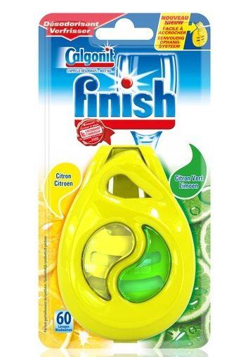 Finish osvěžovač do myčky lemon lime