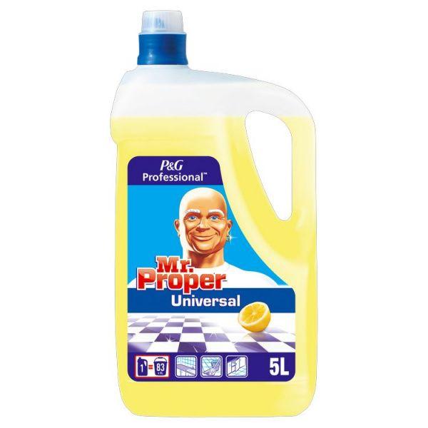Mr. Proper univerzální čistící prostředek Lemon 5 l