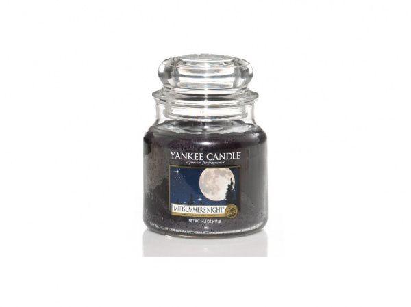Yankee Candle vonná svíčka Midsummers nigh Classic střední - 411 g