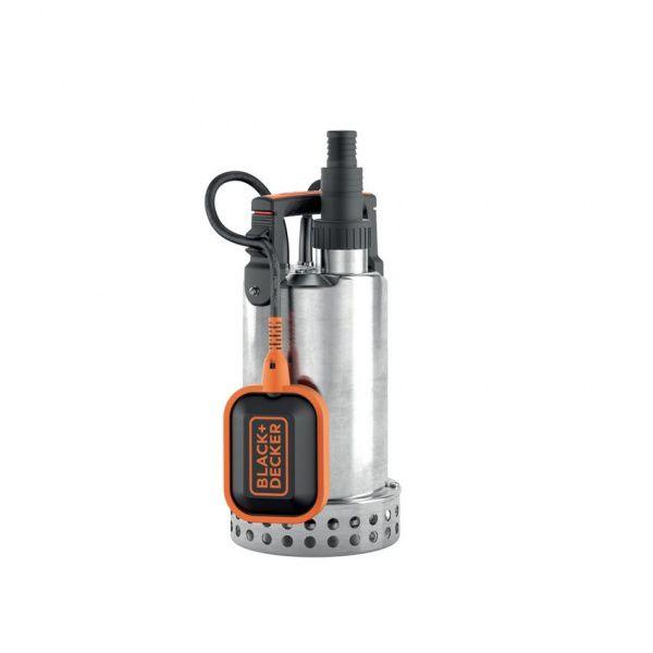 Black + Decker ponorné vodní čerpadlo nerezové BXUP750XCE